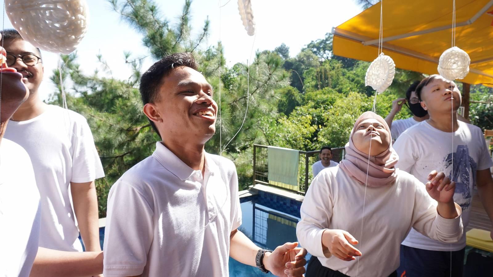 Jakarta Team Vacation Event in Bandung 9