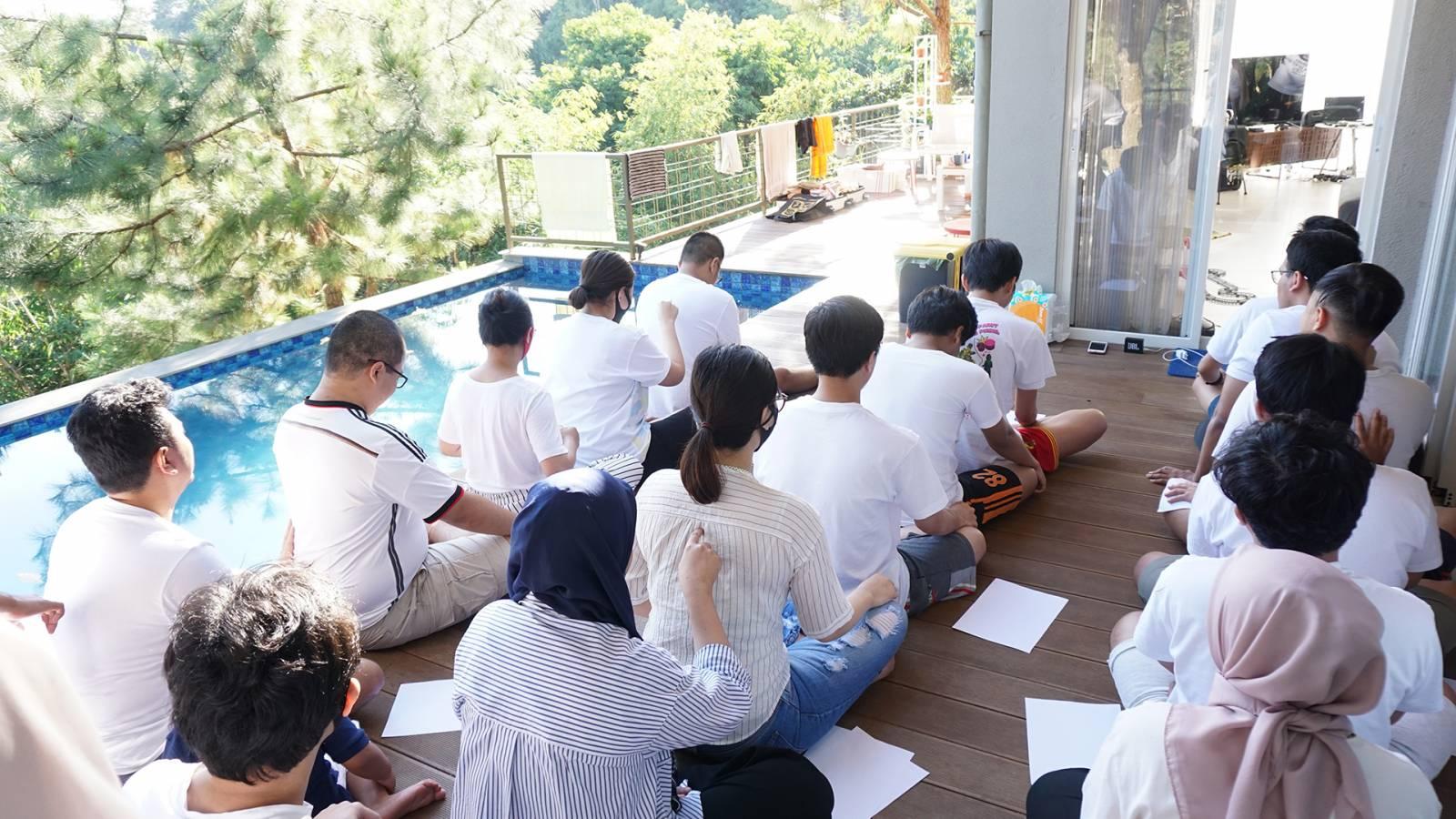 Jakarta Team Vacation Event in Bandung 10