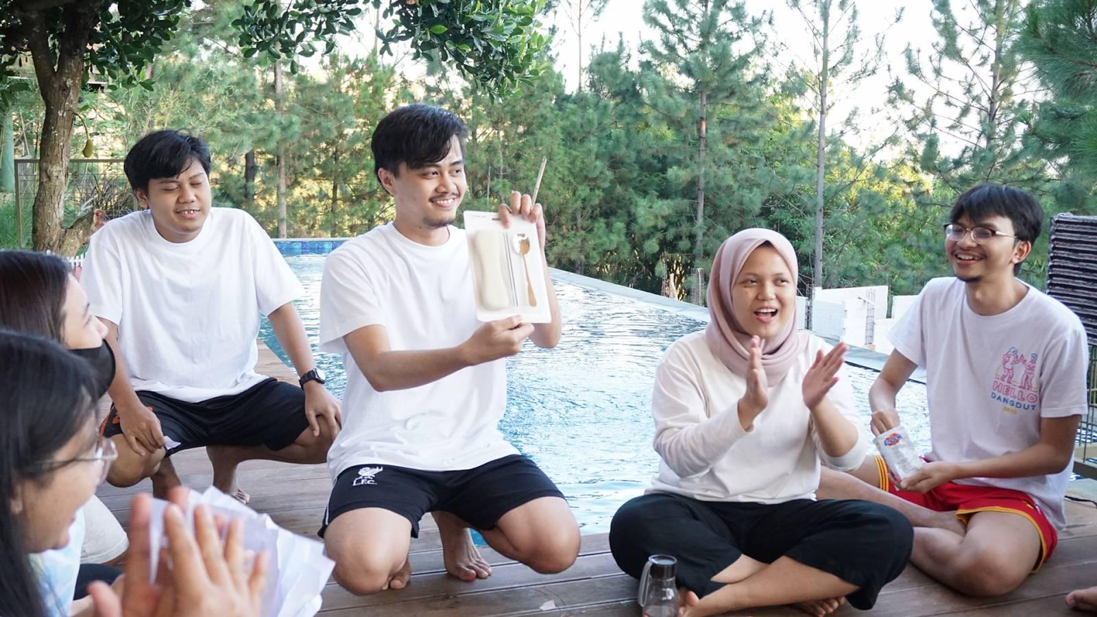 Jakarta Team Vacation Event in Bandung 13