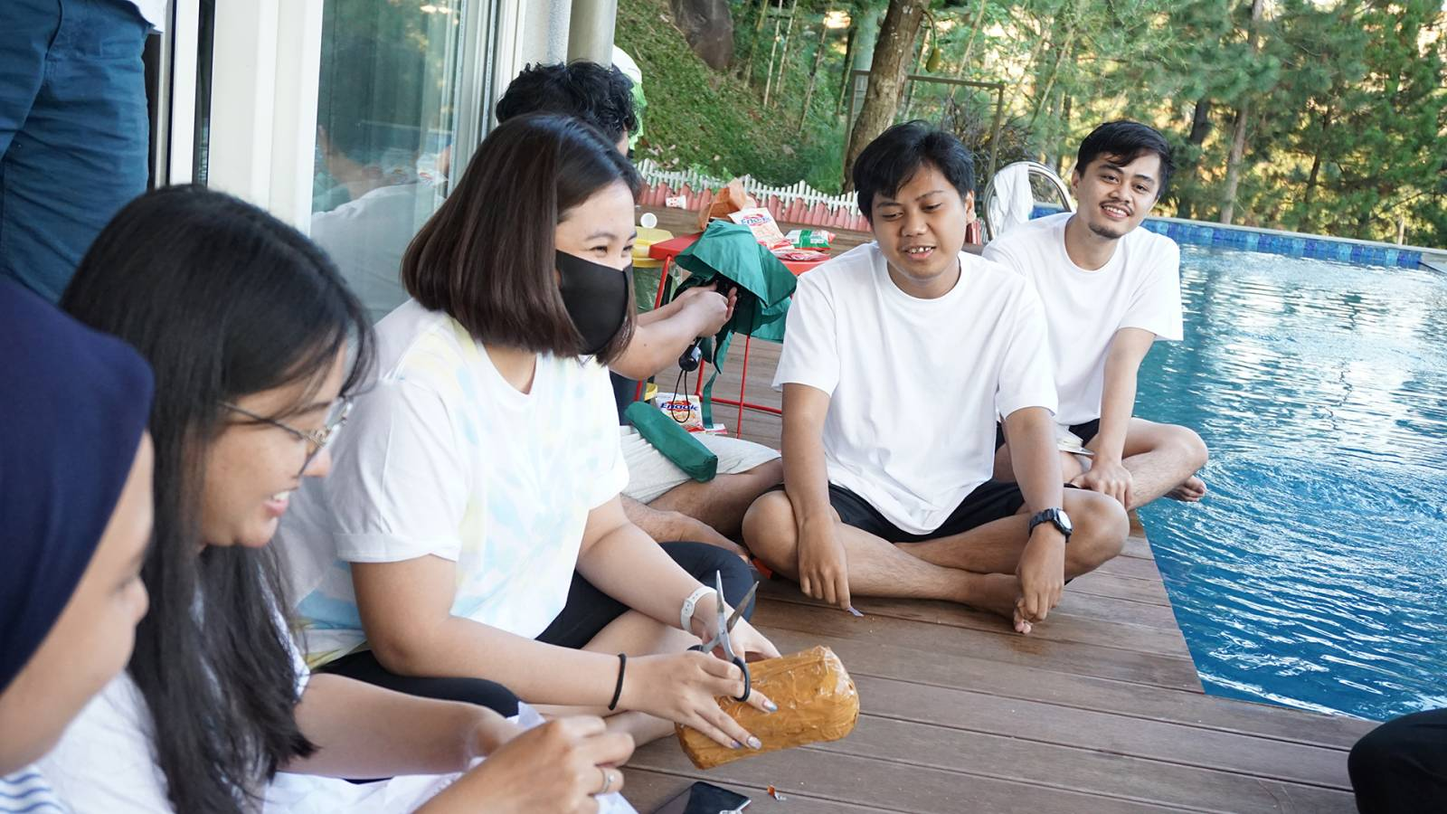 Jakarta Team Vacation Event in Bandung 14