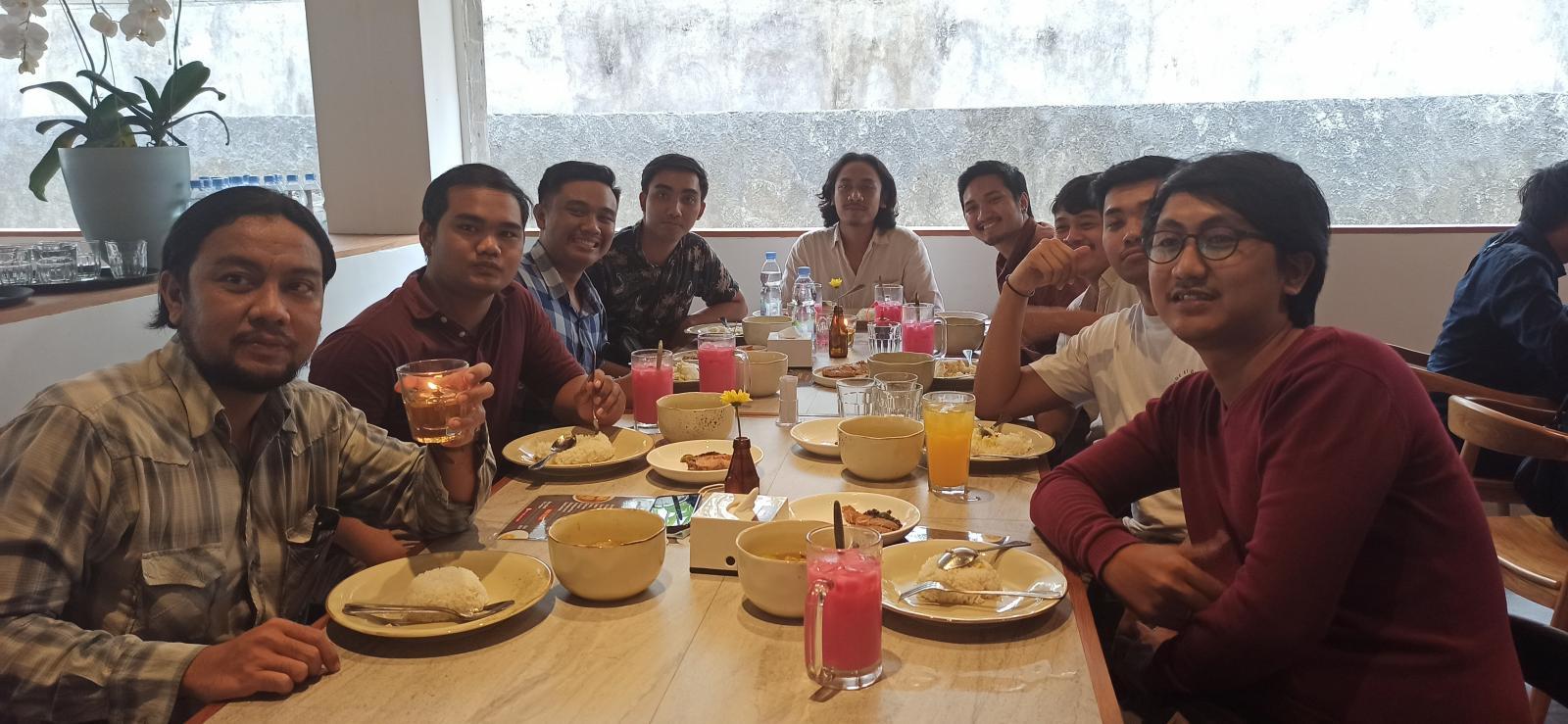 Gathering Event with Emporio Architect Bali Team at IGOR Renon 2