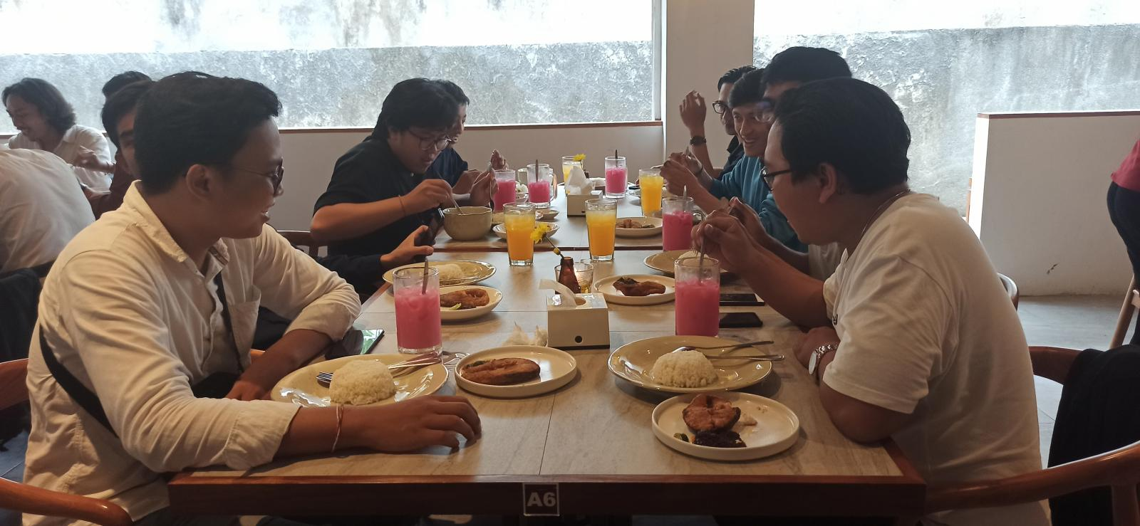 Gathering Event with Emporio Architect Bali Team at IGOR Renon 3