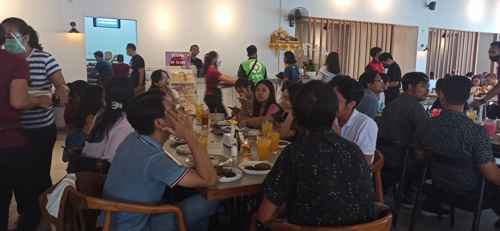 Gathering Event with Emporio Architect Bali Team at IGOR Renon 4