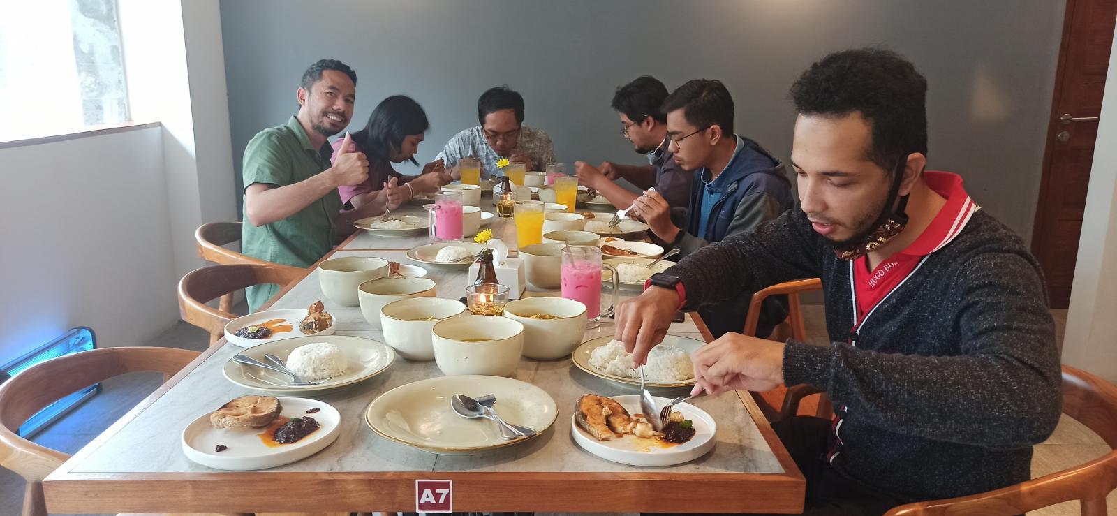 Gathering Event with Emporio Architect Bali Team at IGOR Renon 6