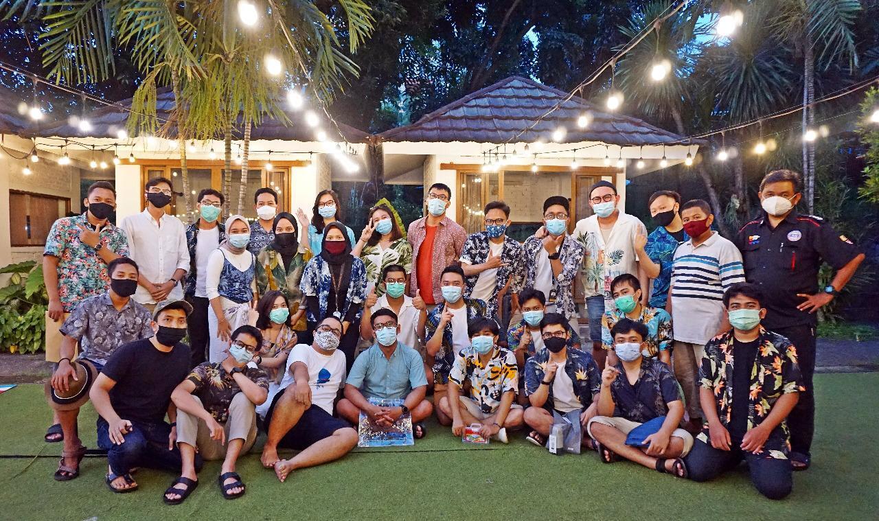 Emporio Jakarta Team Gathering 2020 1