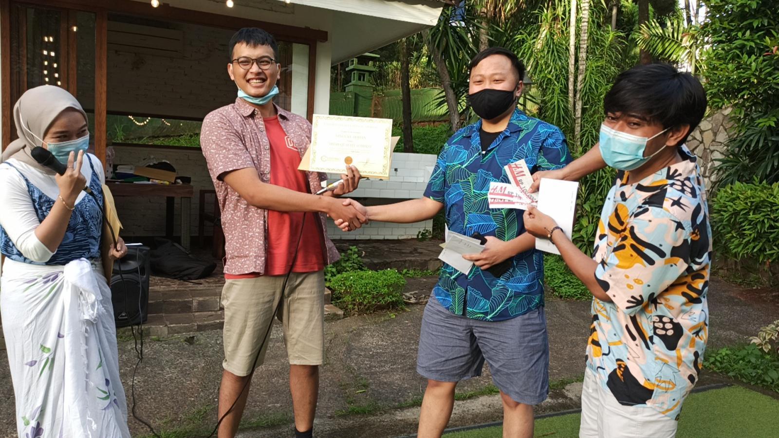 Emporio Jakarta Team Gathering 2020 15