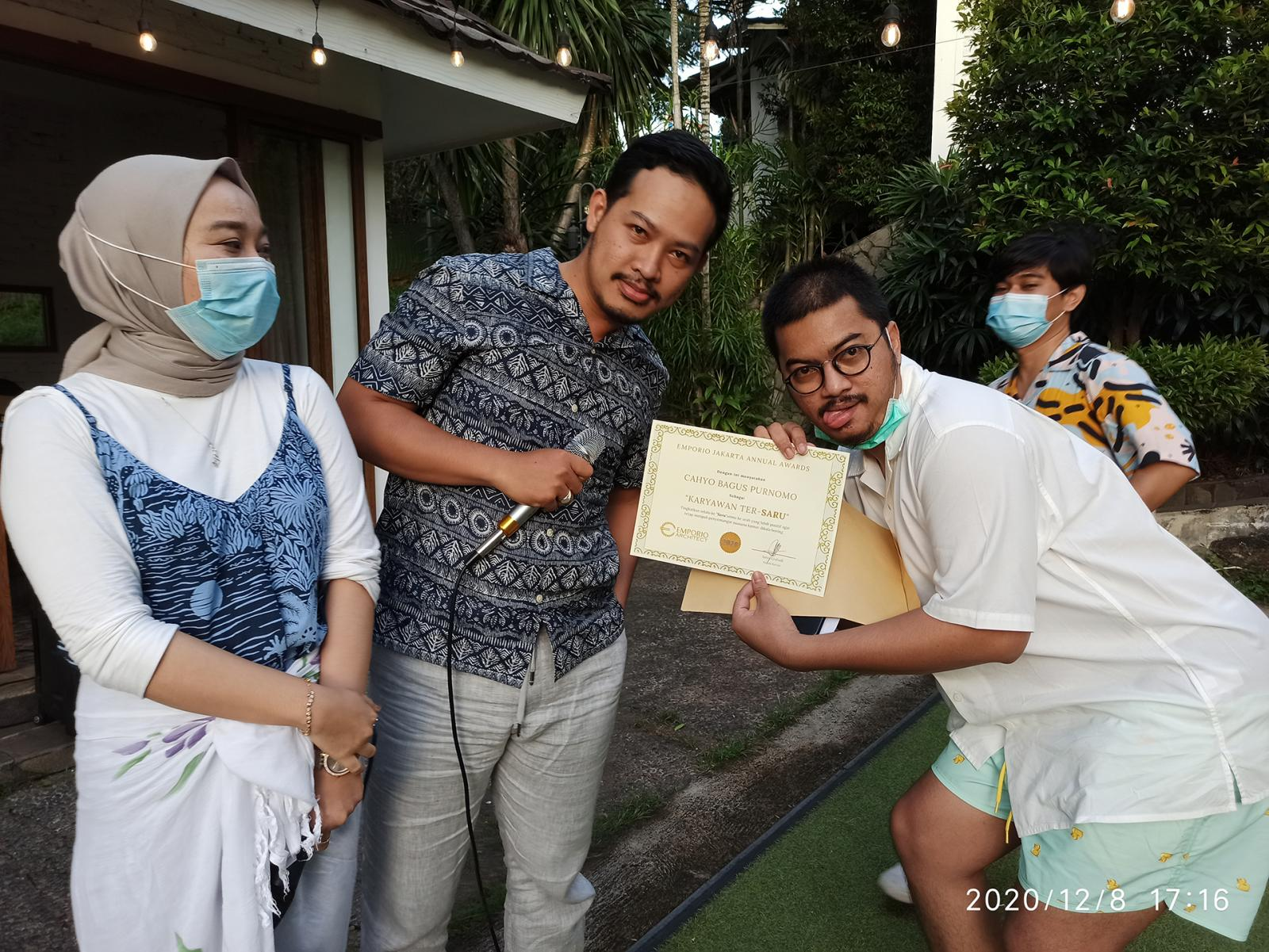 Emporio Jakarta Team Gathering 2020 18