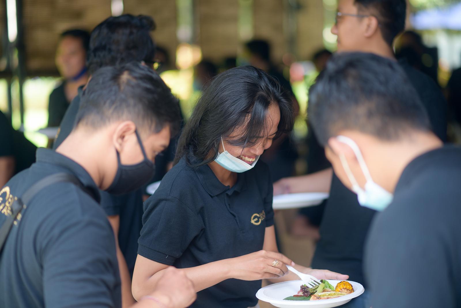 Emporio Architect Bali Team Gathering 2020 21