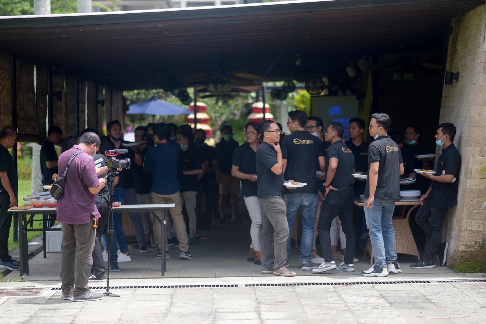 Emporio Architect Bali Team Gathering 2020 22
