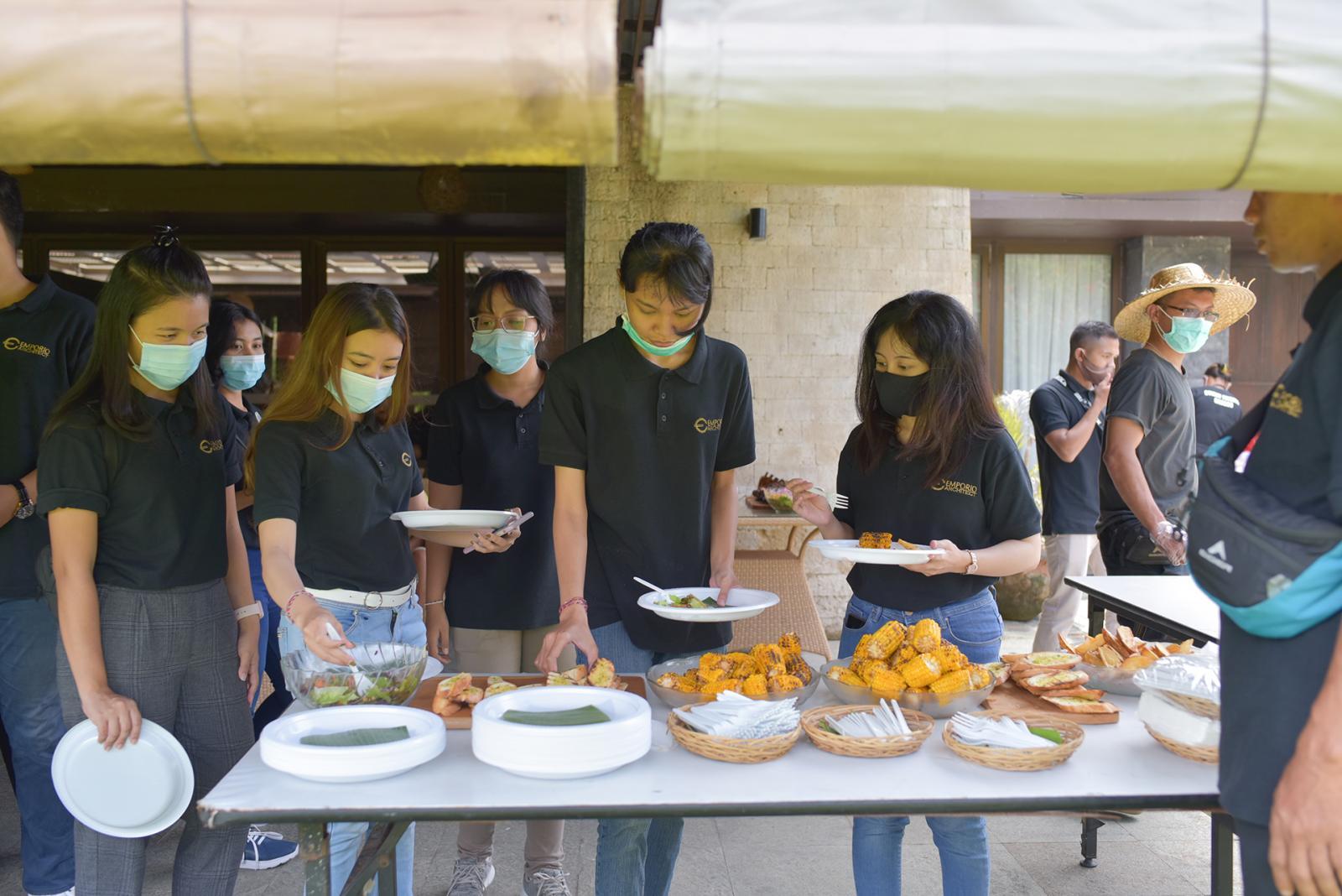 Emporio Architect Bali Team Gathering 2020 24