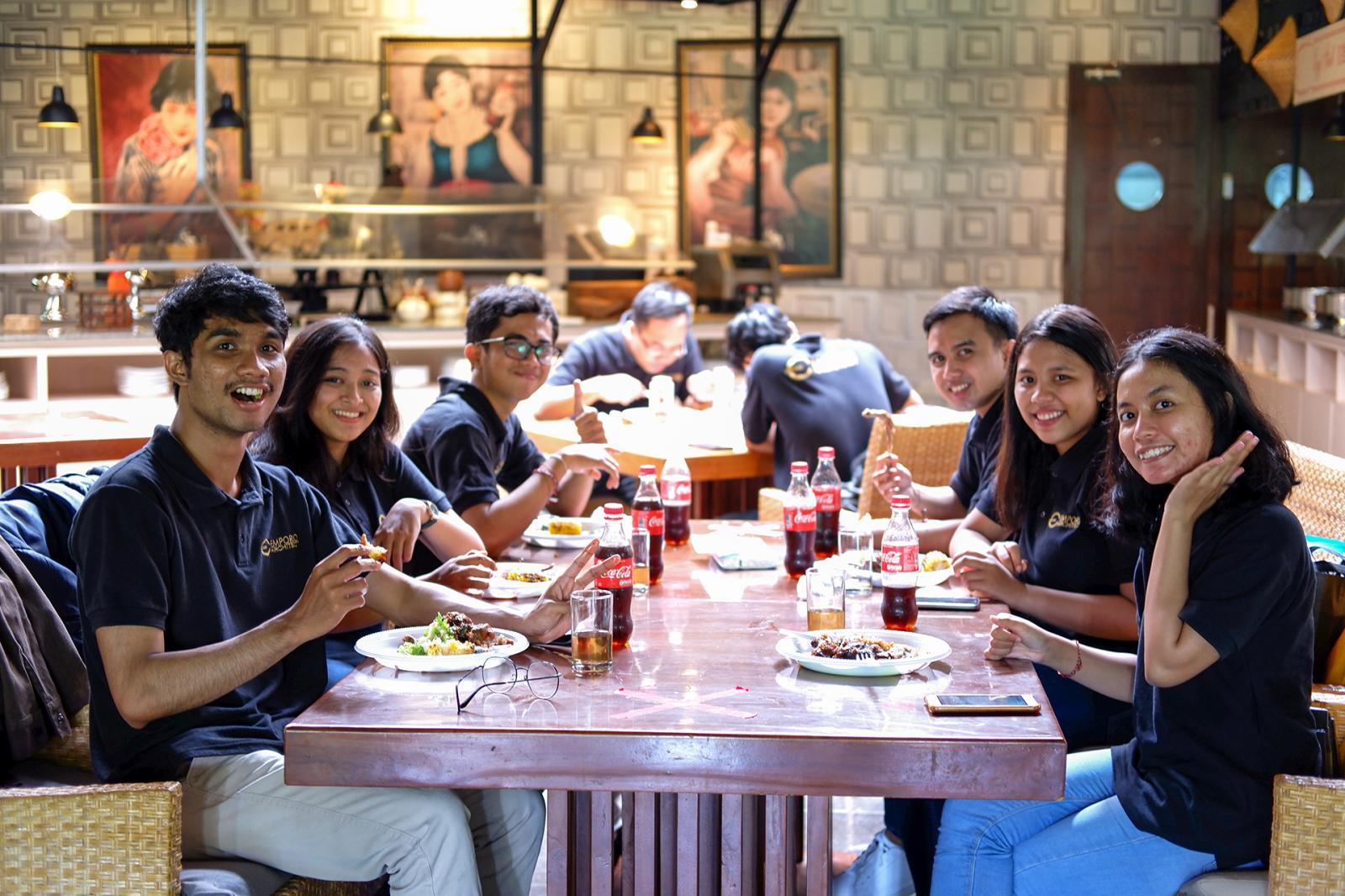Emporio Architect Bali Team Gathering 2020 3