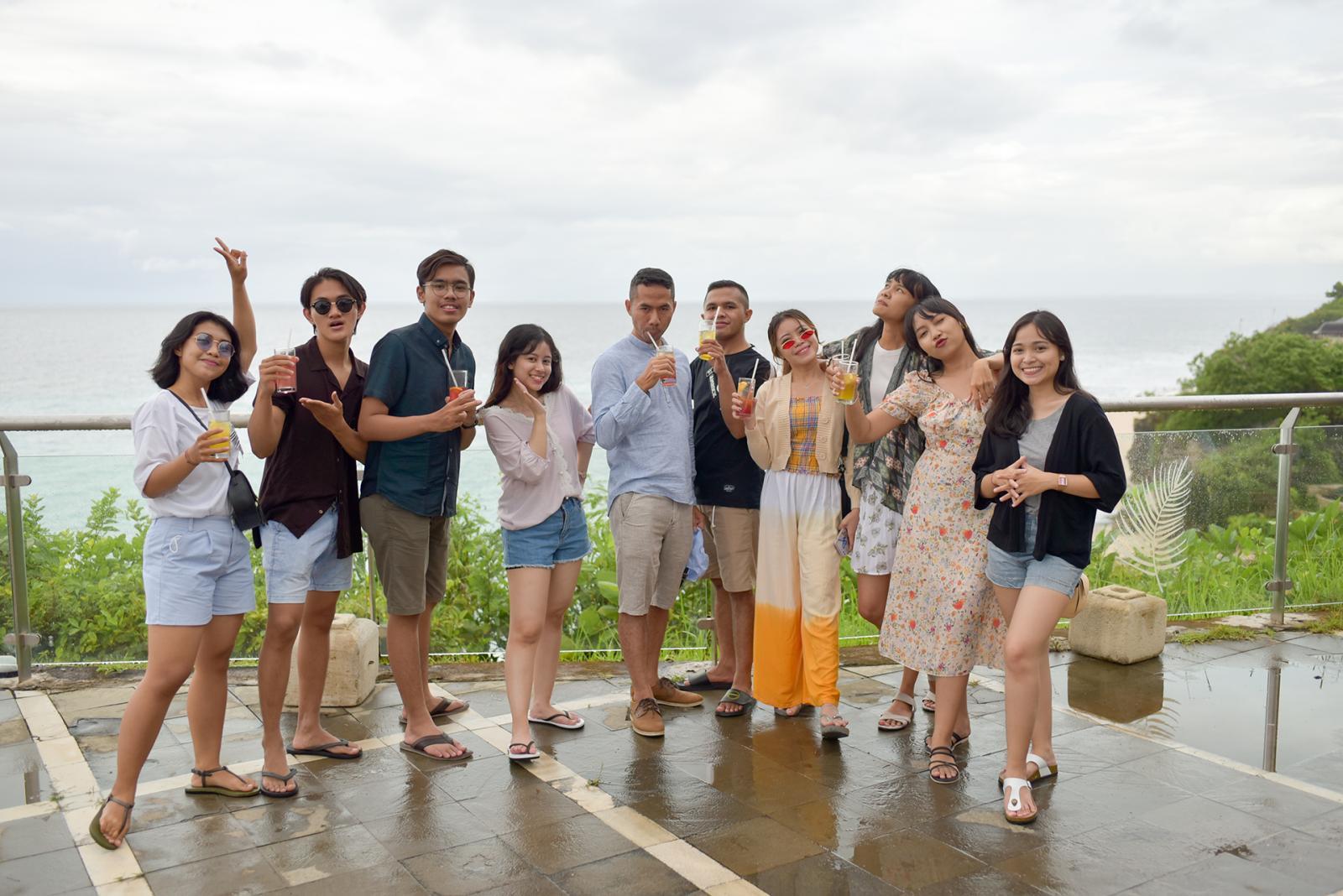 Emporio Architect Bali Team Gathering 2020 11