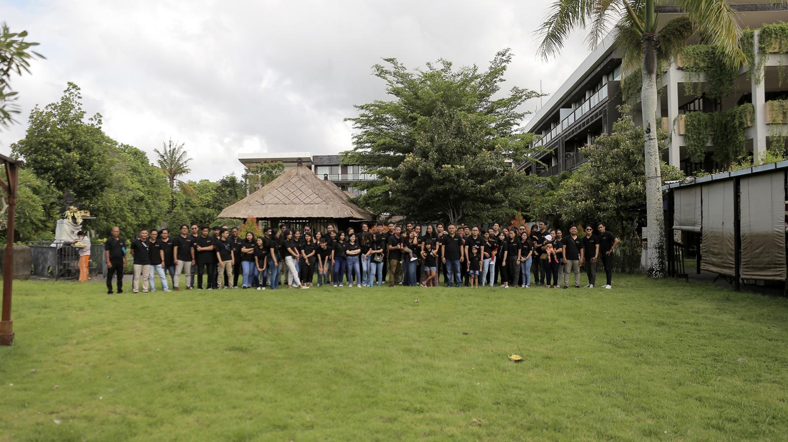 Emporio Architect Bali Team Gathering 2020 13