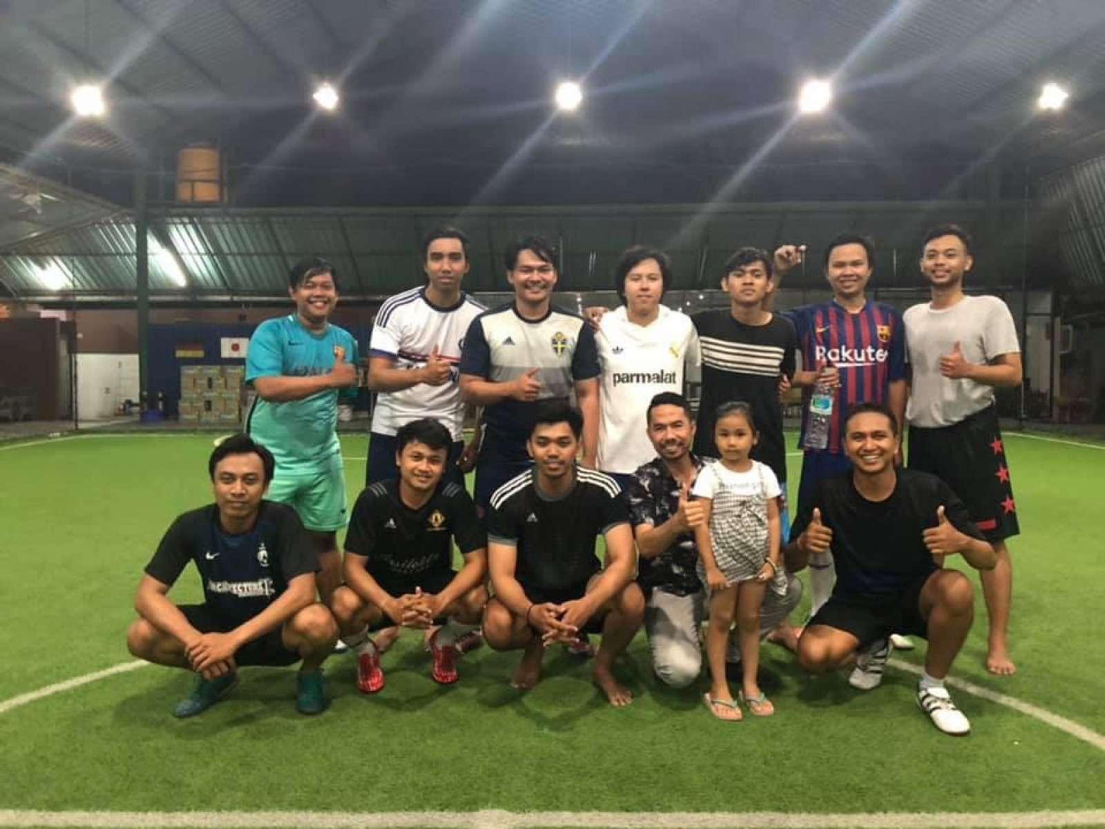 Futsal Session of Emporio Architect Bali's Team 3