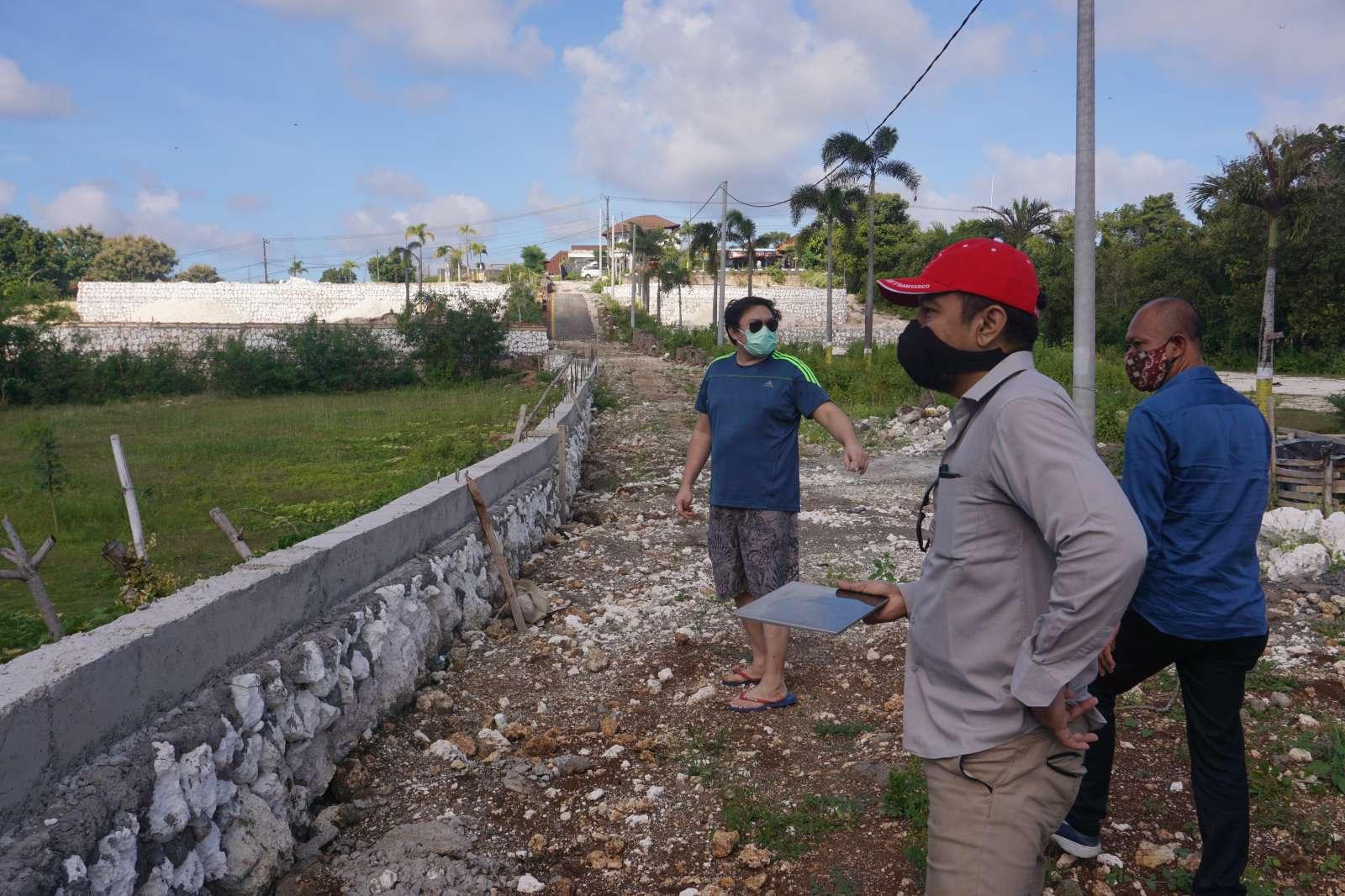 Survey Visit of Mr. Atong's Land - Bali 4