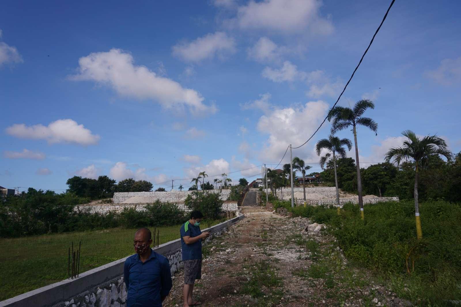 Survey Visit of Mr. Atong's Land - Bali 6