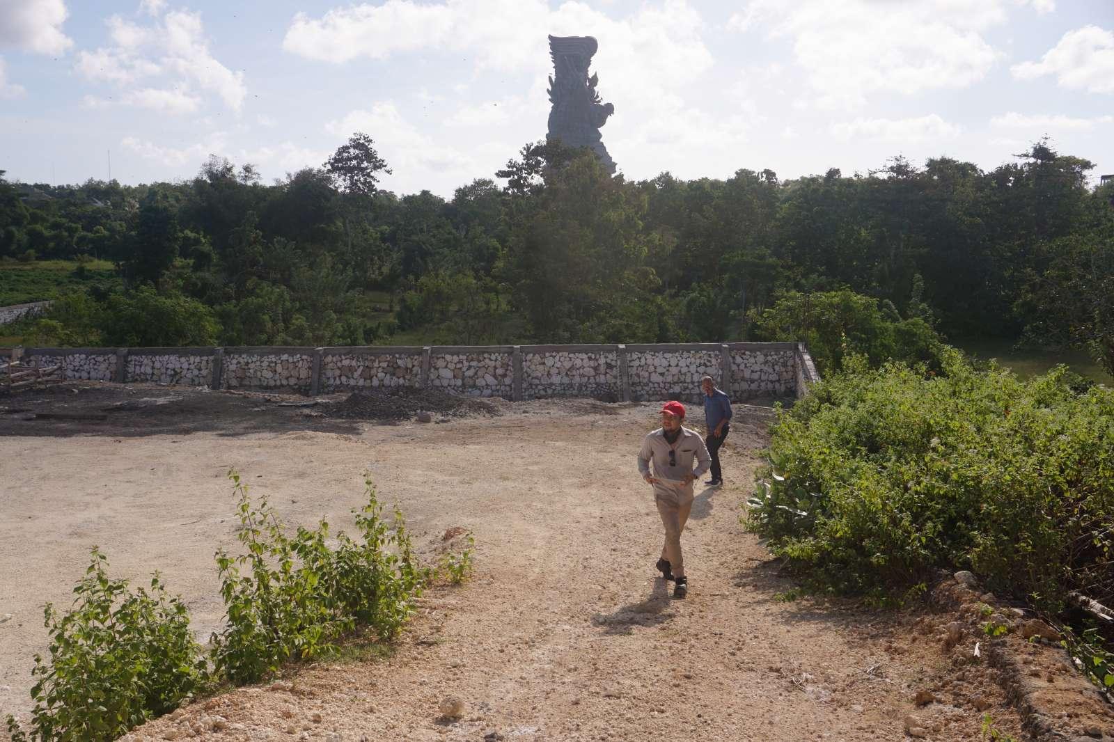 Survey Visit of Mr. Atong's Land - Bali 7