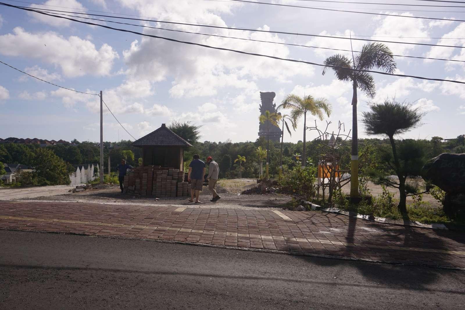 Survey Visit of Mr. Atong's Land - Bali 9