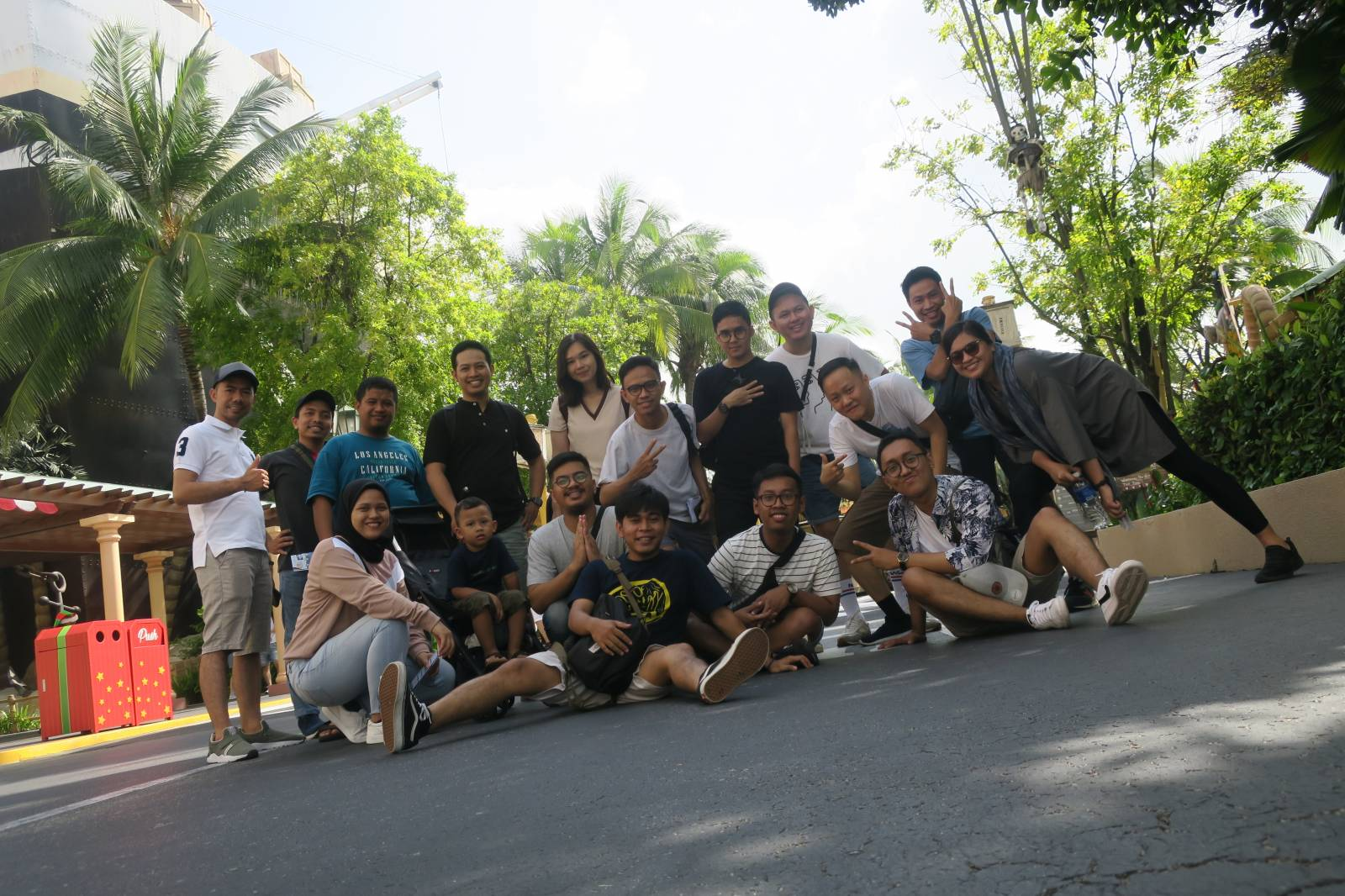 Emporio Architect Team Holiday End of Year in Singapore 3