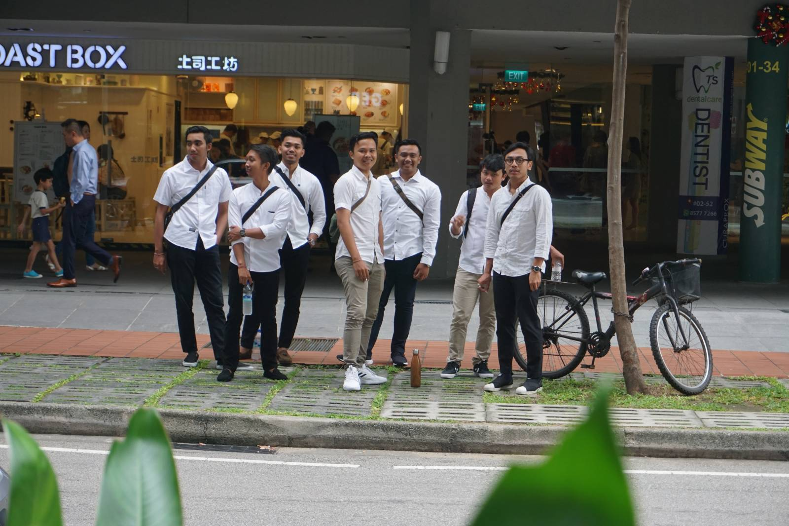 Emporio Architect Team Holiday End of Year in Singapore 21