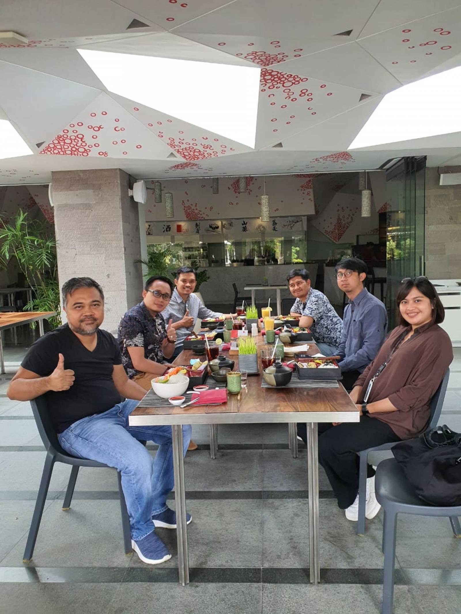 Meeting with the Emporio Architect Jogja Team at Maya Sanur Resort & Spa, Bali 2