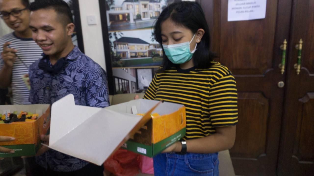 Birthday Celebration of Emporio Architect Bali's Team 6