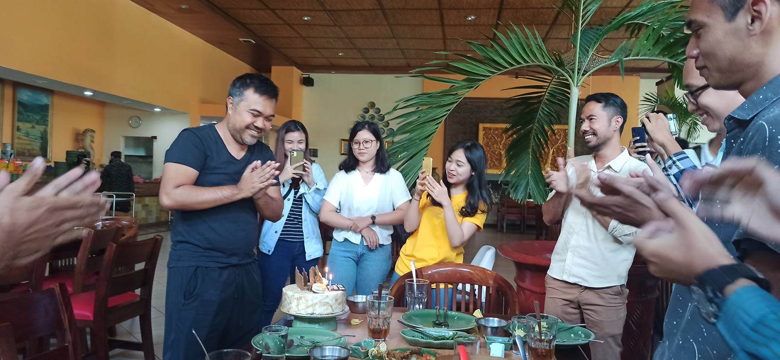 An Unpretentious Birthday Celebration of Emporio Architect's Owner at Ikan Bakar Cianjur - Renon 8