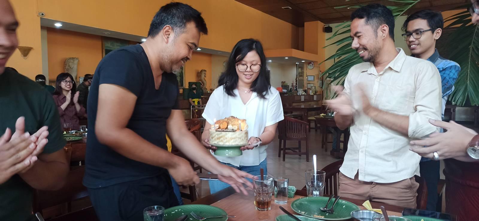 An Unpretentious Birthday Celebration of Emporio Architect's Owner at Ikan Bakar Cianjur - Renon 9
