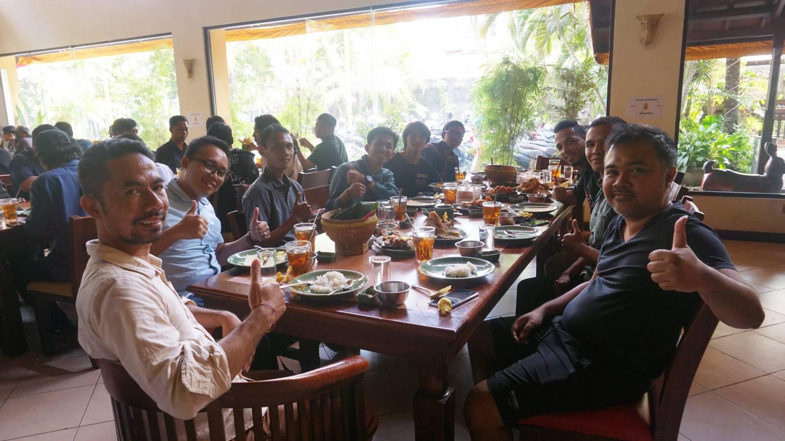 An Unpretentious Birthday Celebration of Emporio Architect's Owner at Ikan Bakar Cianjur - Renon 1