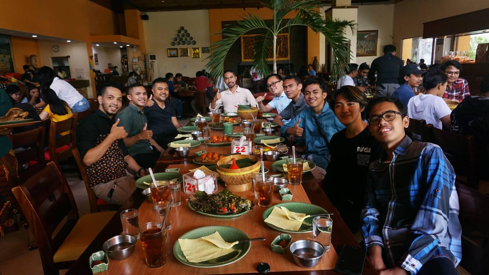 An Unpretentious Birthday Celebration of Emporio Architect's Owner at Ikan Bakar Cianjur - Renon 2
