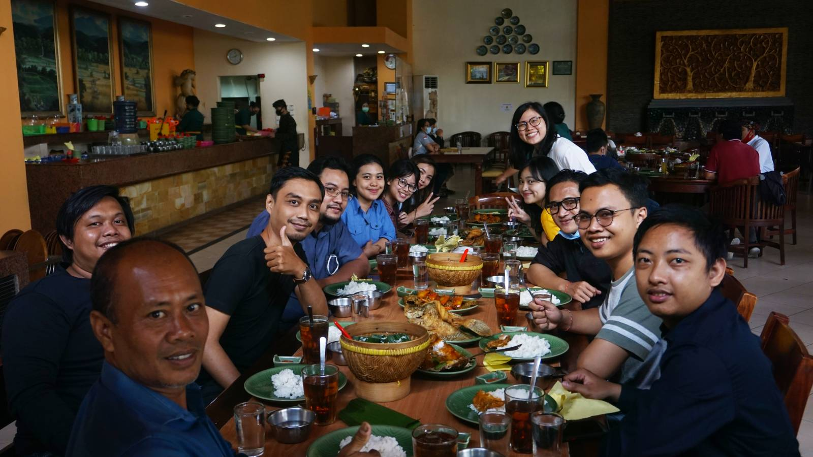 An Unpretentious Birthday Celebration of Emporio Architect's Owner at Ikan Bakar Cianjur - Renon 3