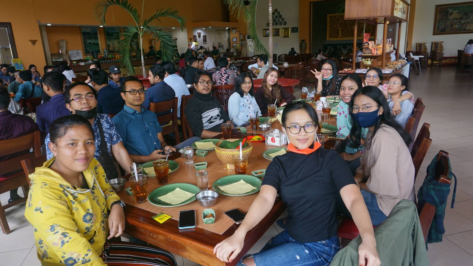 An Unpretentious Birthday Celebration of Emporio Architect's Owner at Ikan Bakar Cianjur - Renon 4