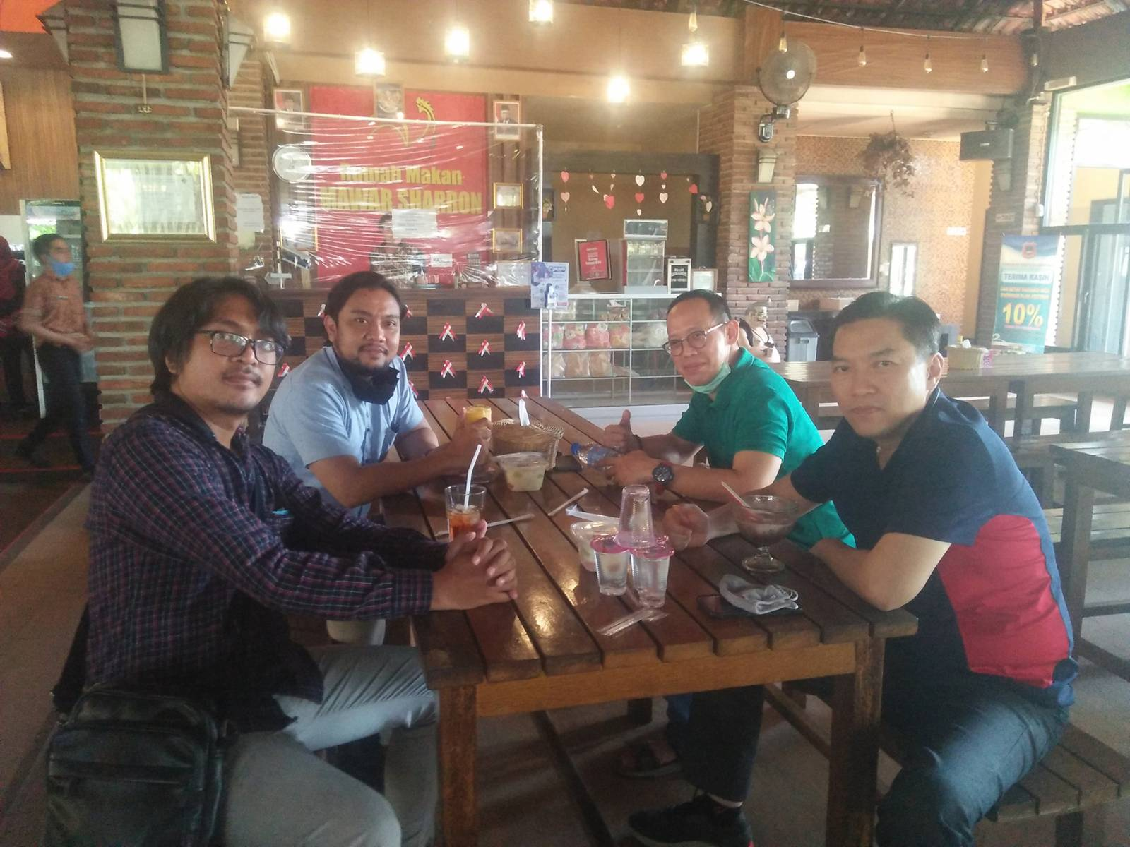 Survey & Meeting with Clients Mr. Benny & Mr. Sinata in Gorontalo 1