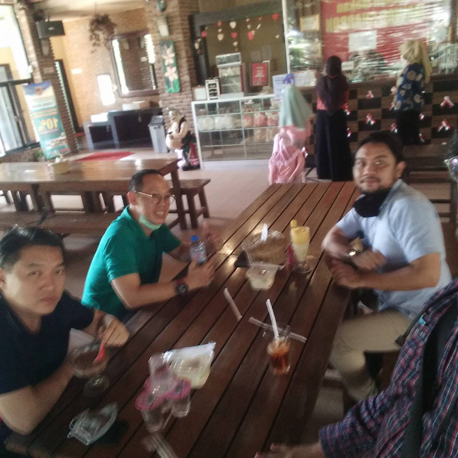 Survey & Meeting with Clients Mr. Benny & Mr. Sinata in Gorontalo 9