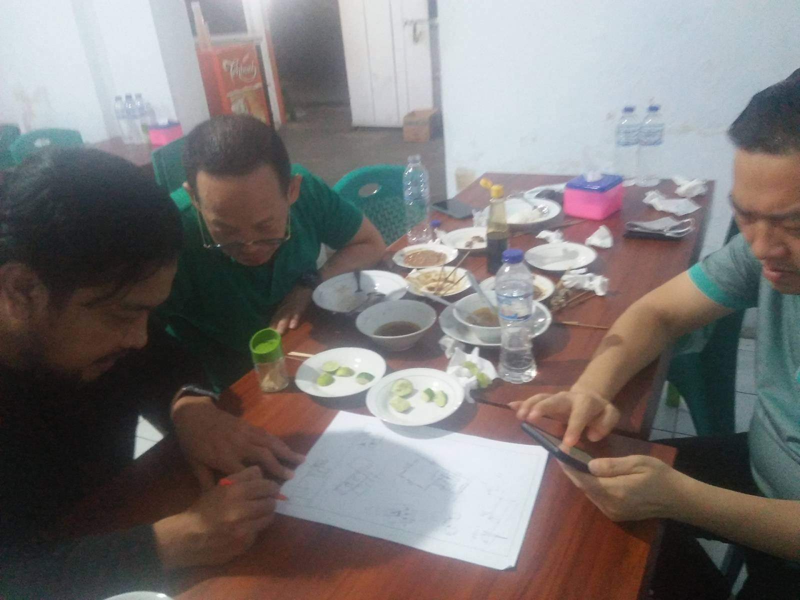 Survey & Meeting with Clients Mr. Benny & Mr. Sinata in Gorontalo 10