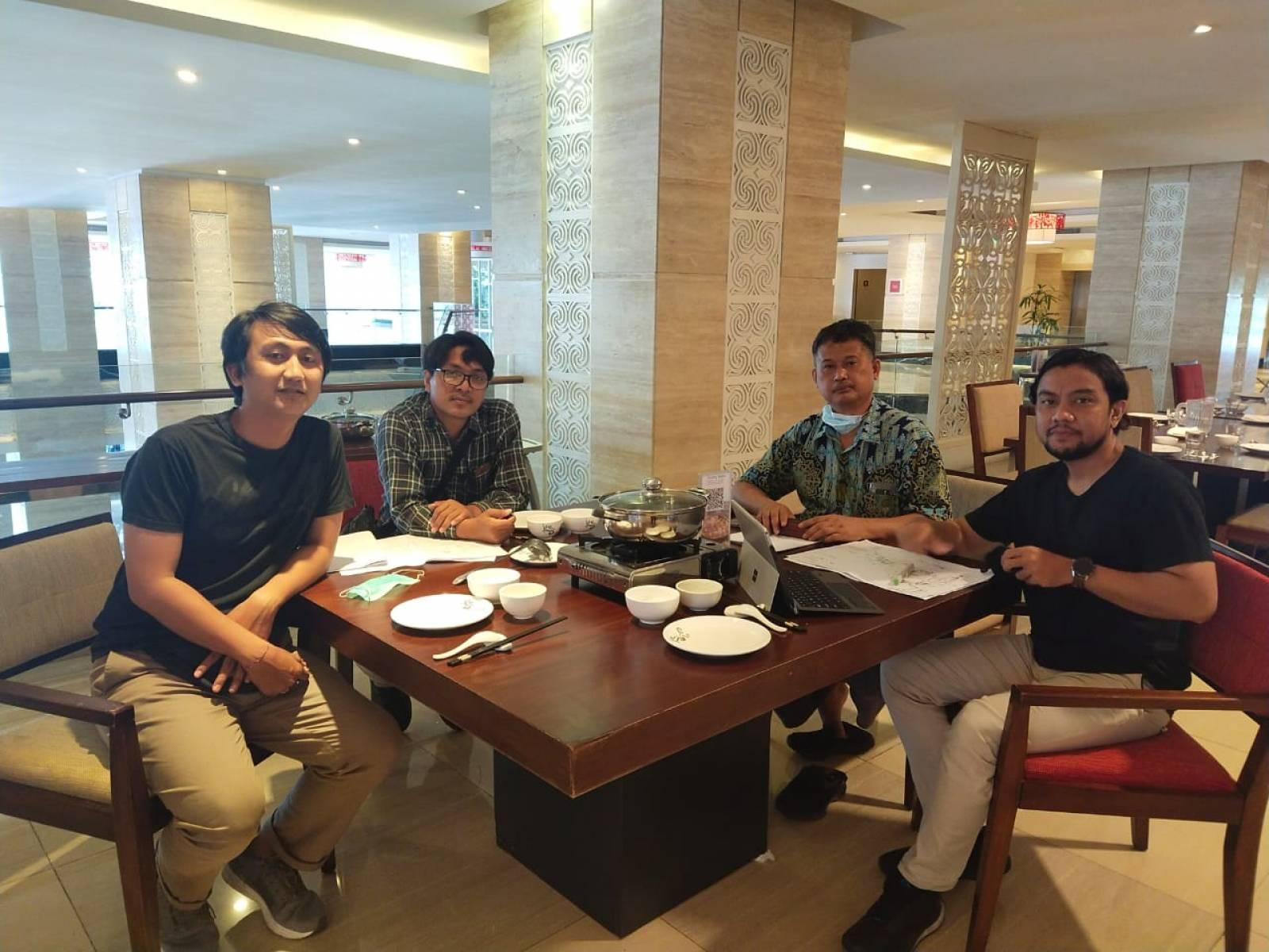 Client Land Survey in Makassar 3