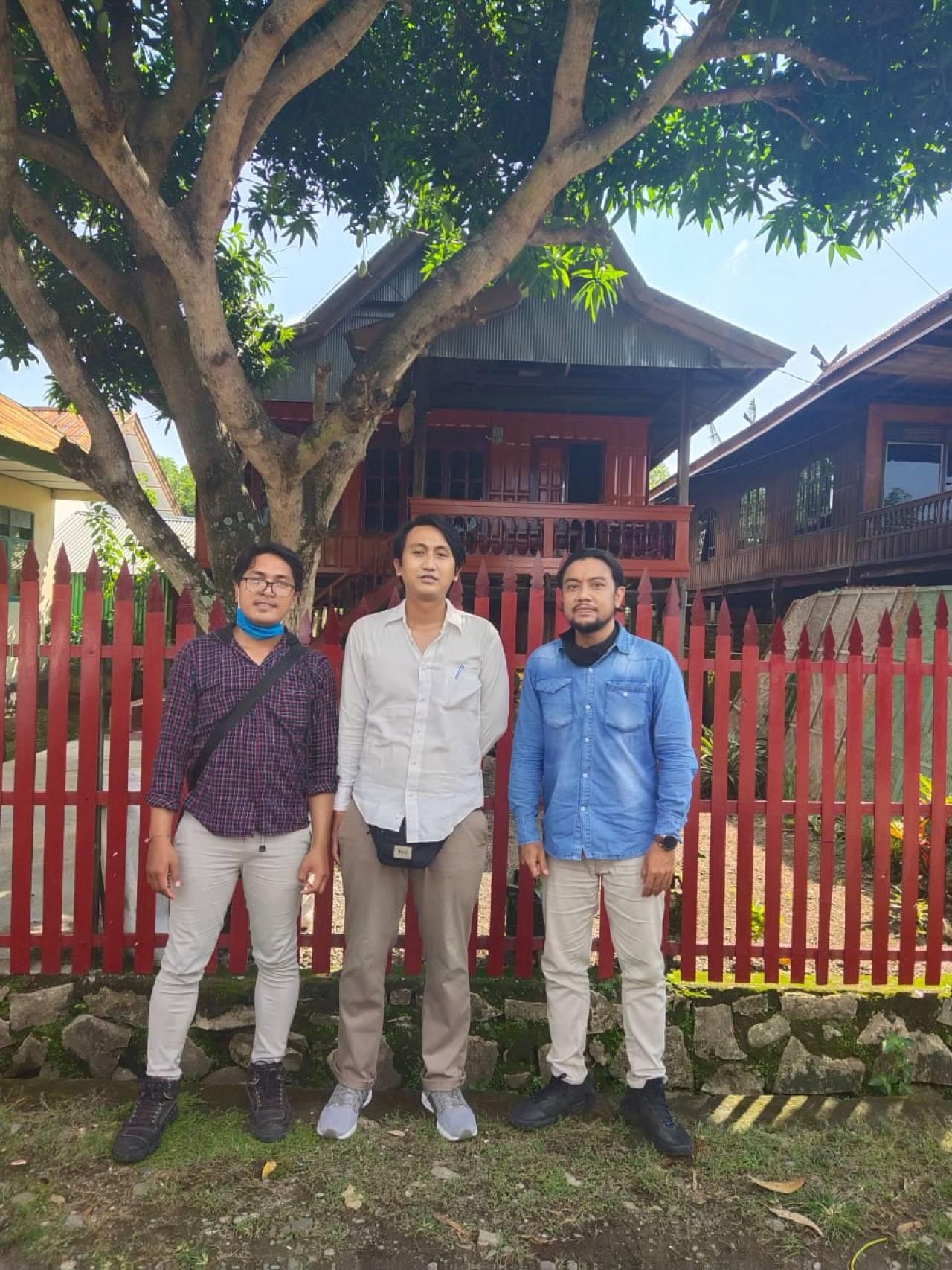 Client Land Survey in Makassar 1