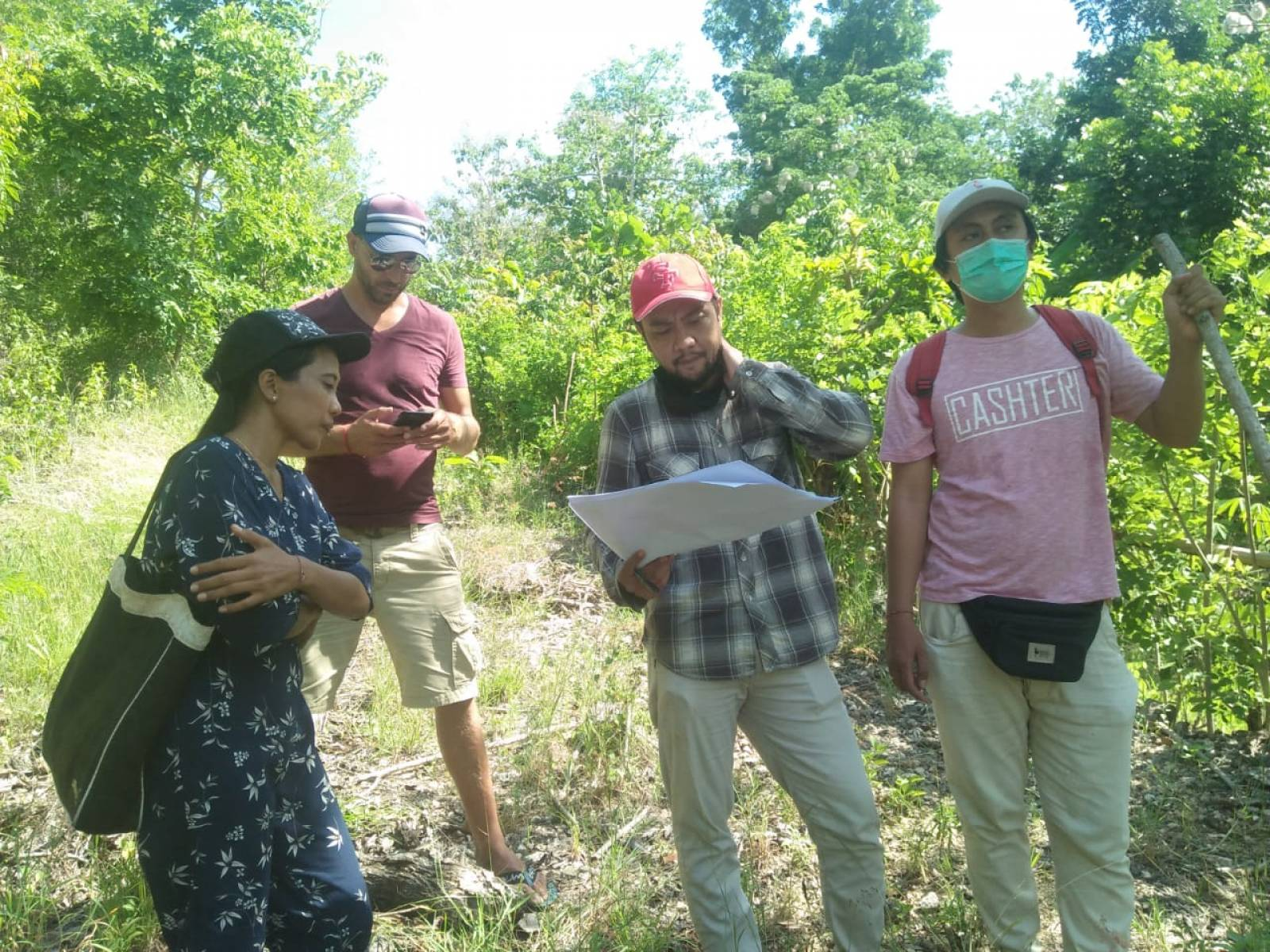 Project Resort Land Survey Mr. Simon in Badung Bali 4