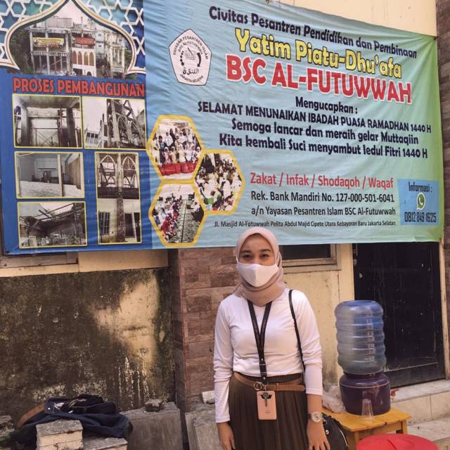 Emporio Architect's CSR team visit to an orphanage - Eid Al-Adha Sacrificial and charity