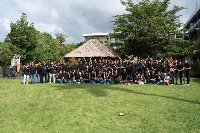 Emporio Architect Bali Team Gathering 2020