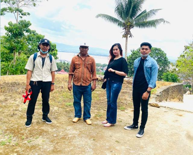 Meeting & Land Survey of Client Mrs. Lin in Kendari