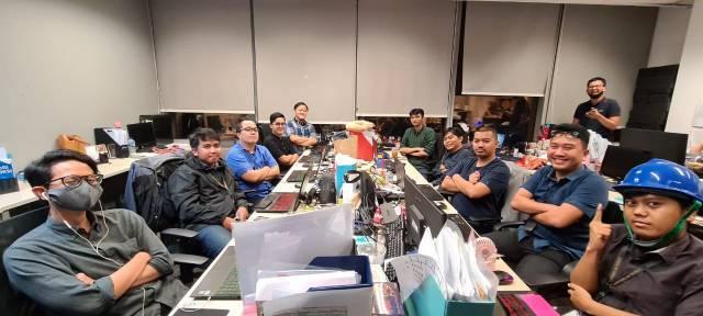 Turnamen Game CS GO Tim Jakarta, Tim Wimba CS Harus Mengakui Kehebatan Tim Lawan