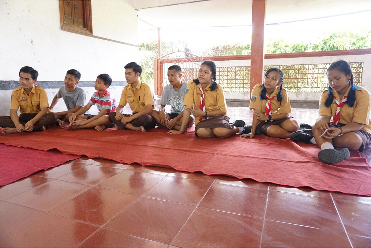 Bali Emporio Architect Team Conducts Charity Activities to Yasa Kerti Karangasem Orphanage Foundatio 4