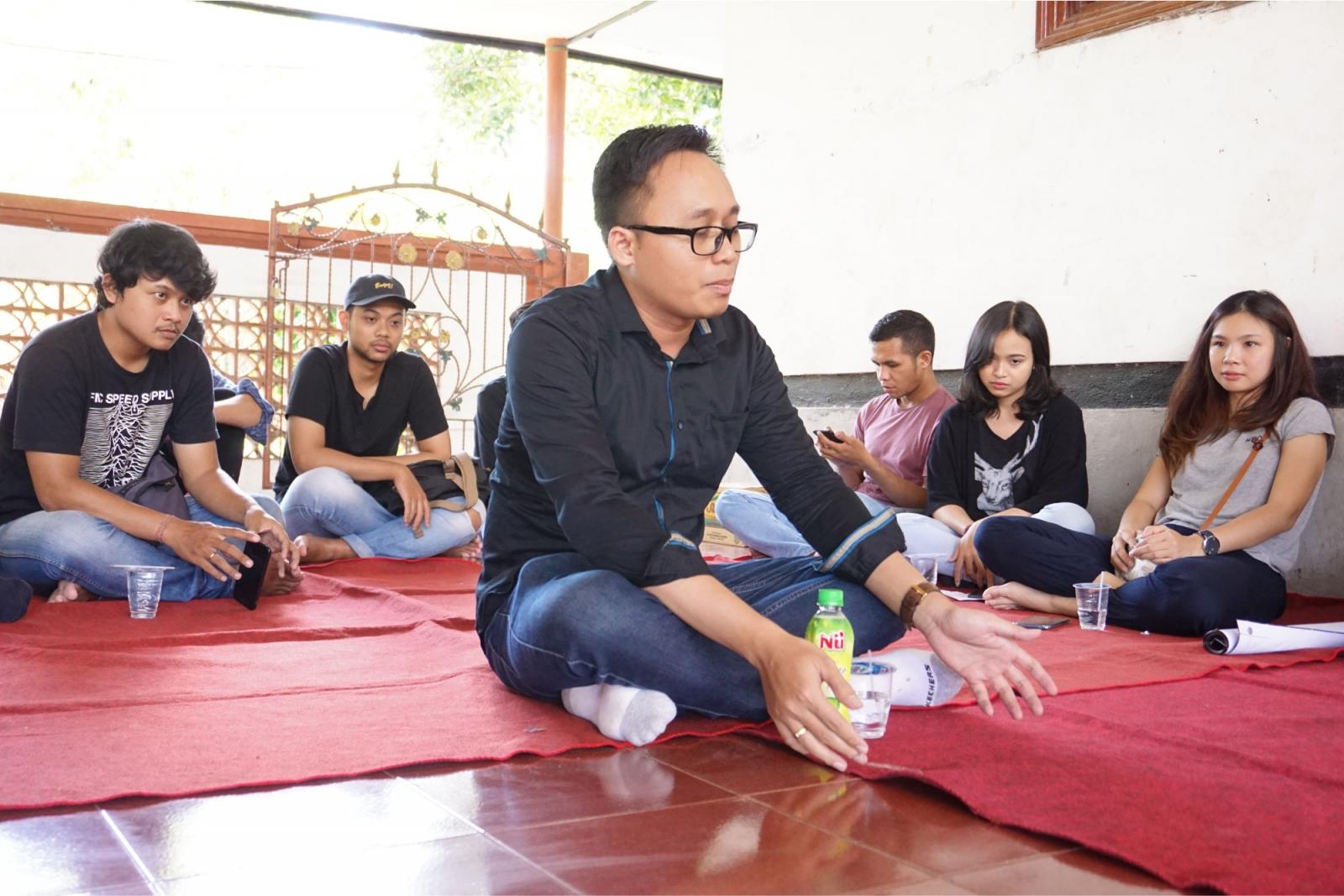 Bali Emporio Architect Team Conducts Charity Activities to Yasa Kerti Karangasem Orphanage Foundatio 7