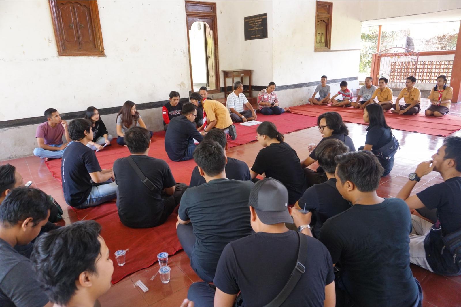 Bali Emporio Architect Team Conducts Charity Activities to Yasa Kerti Karangasem Orphanage Foundatio 9