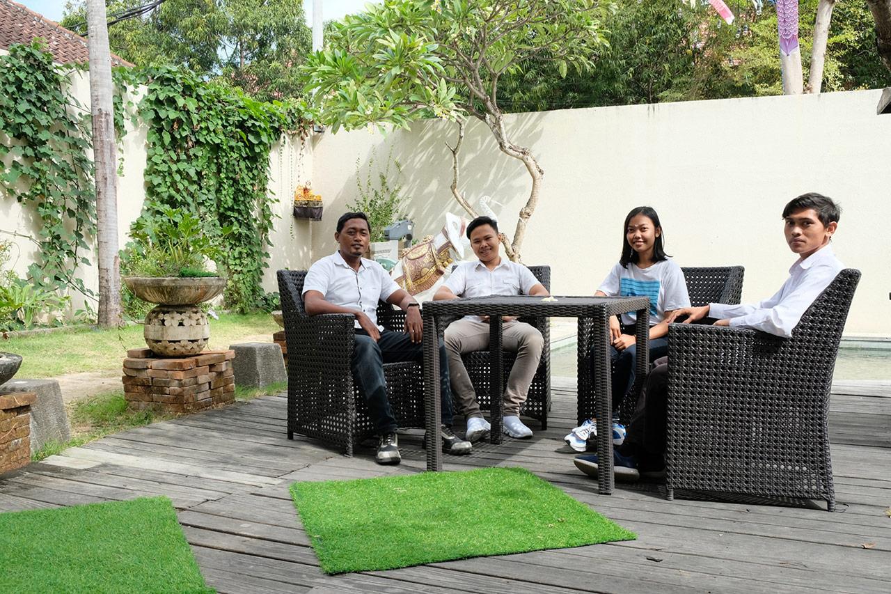 Bali Emporio Architect Team Performs Photo Together at Ayucious, Denpasar 10