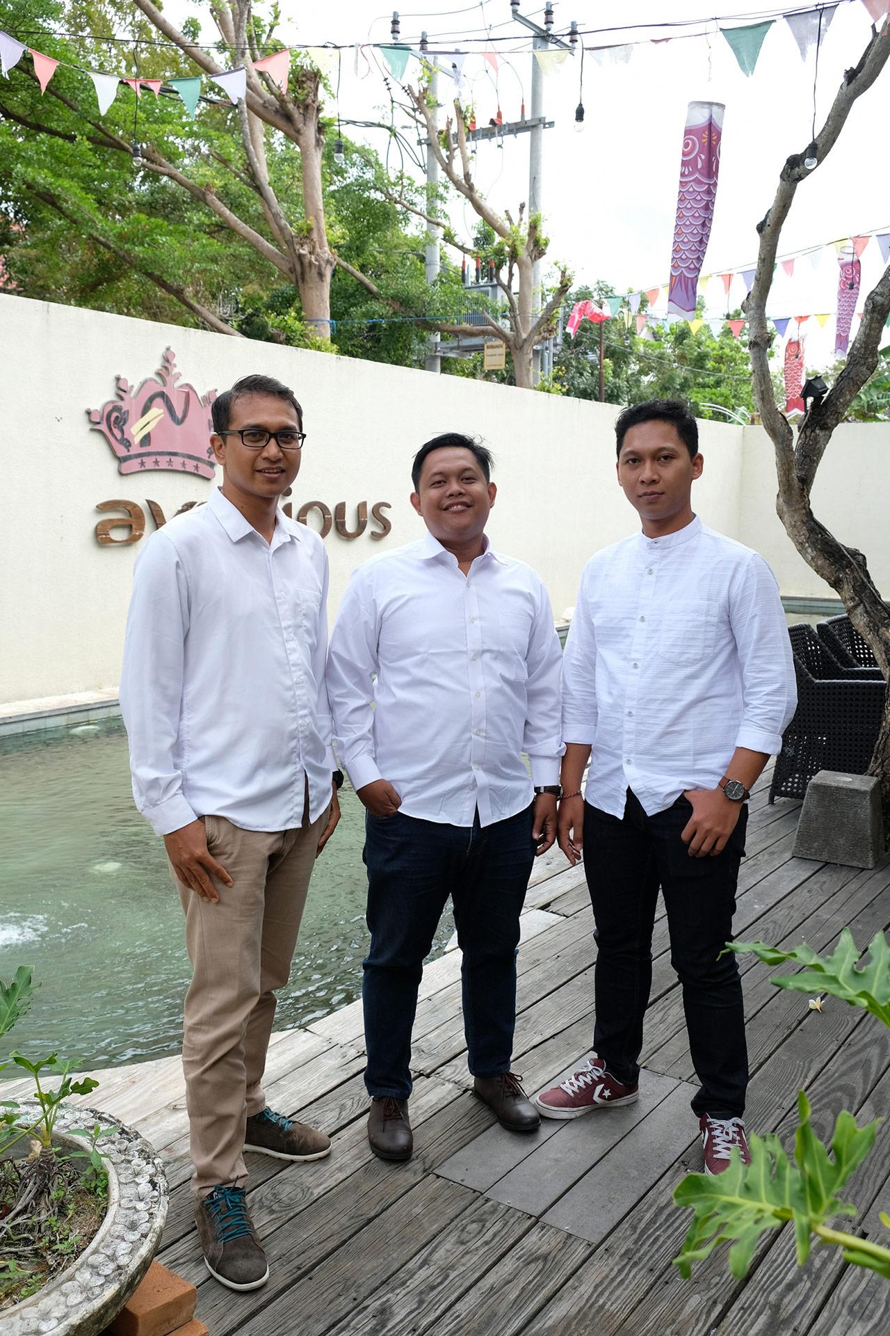 Bali Emporio Architect Team Performs Photo Together at Ayucious, Denpasar 11