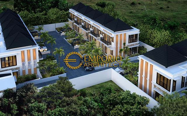 Awani Villa Bali Residence 2 Floors Design - Bintaro, Jakarta
