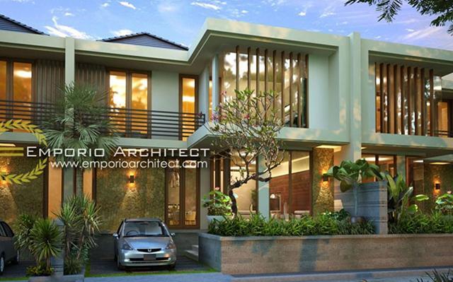 Batanghari Villa Bali Residence 2 Floors Design - Denpasar, Bali