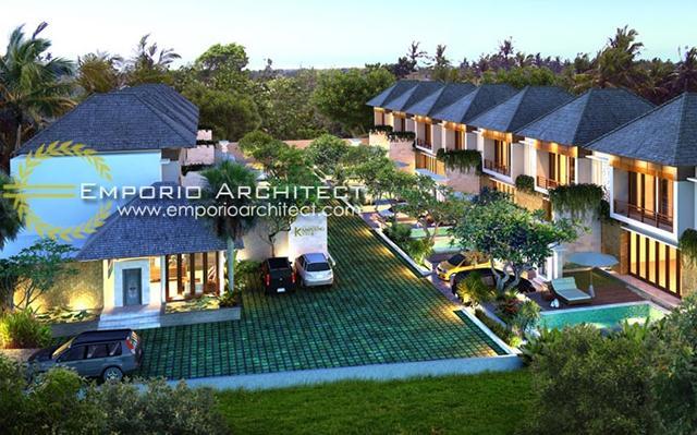 Kampoeng Villas Design - Kerobokan, Bali